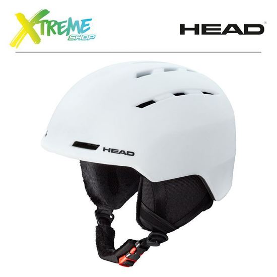 Kask Head VICO White Front