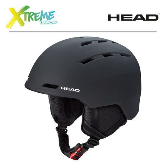 Kask Head VICO Black Front