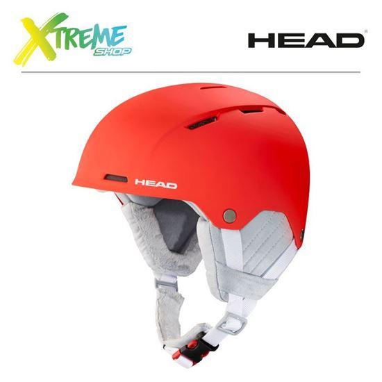 Kask Head TINA Coral Front