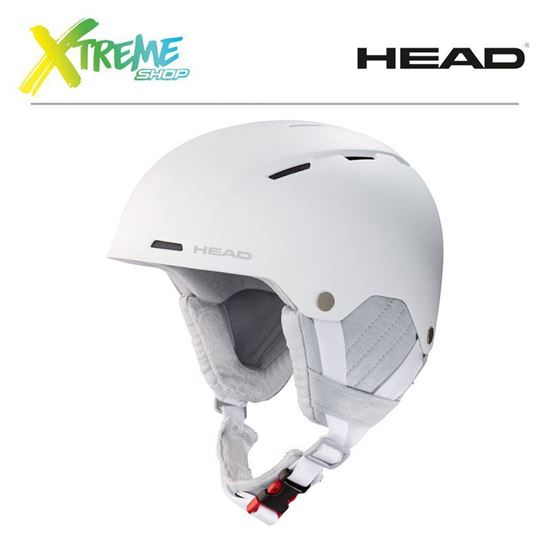 Kask Head TINA White Front