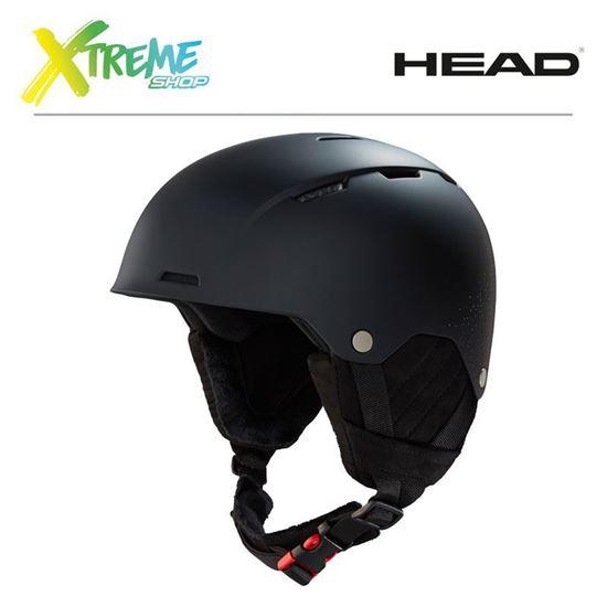 Kask Head TINA Black Front
