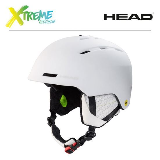 Kask Head VALERY MIPS White Front