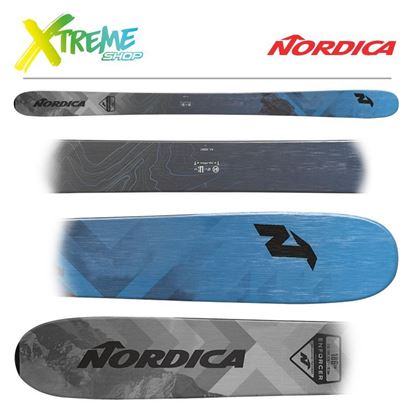 Narty Nordica ENFORCER FREE 104 2020 1