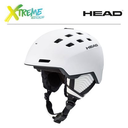 Kask Head RITA White Front