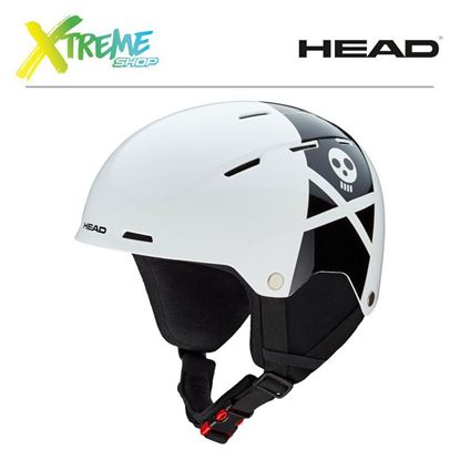 Kask Head TAYLOR Rebels Front