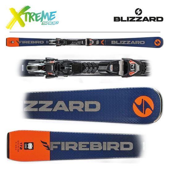 Narty Blizzard FIREBIRD COMPETITION 2020 + Wiązania TPX 12 DEMO