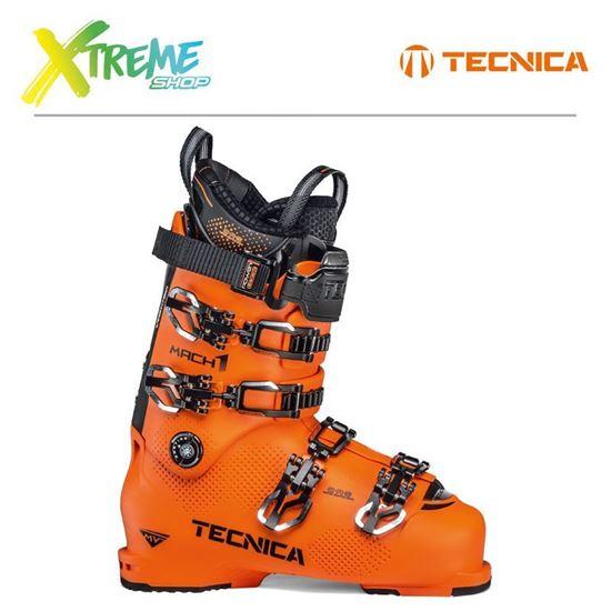 Buty narciarskie Tecnica MACH1 130 MV 2020
