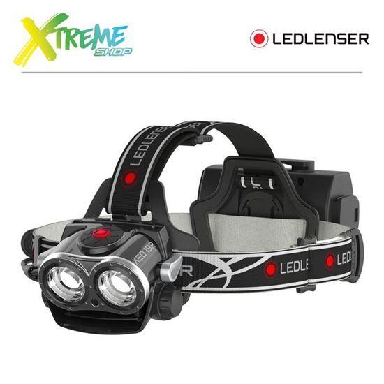 Czołówka Ledlenser XEO19R Black
