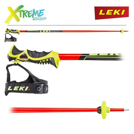 Kije Leki WORLDCUP RACING SL 636-6748