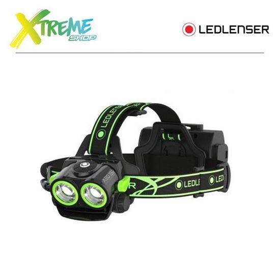 Latarka czołówka Ledlenser XEO19R Green