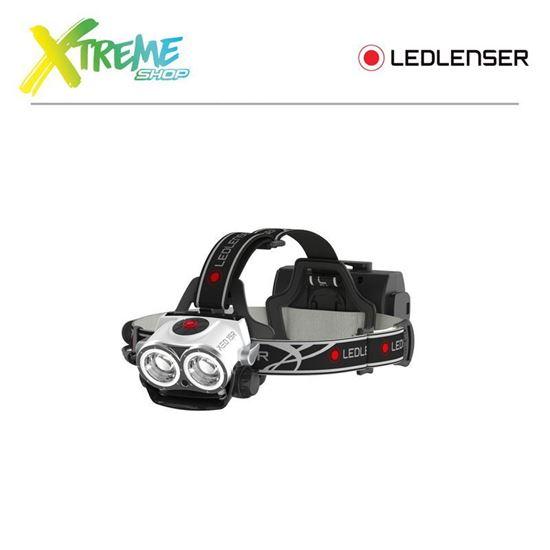 Latarka czołówka Ledlenser XEO19R Softcase White