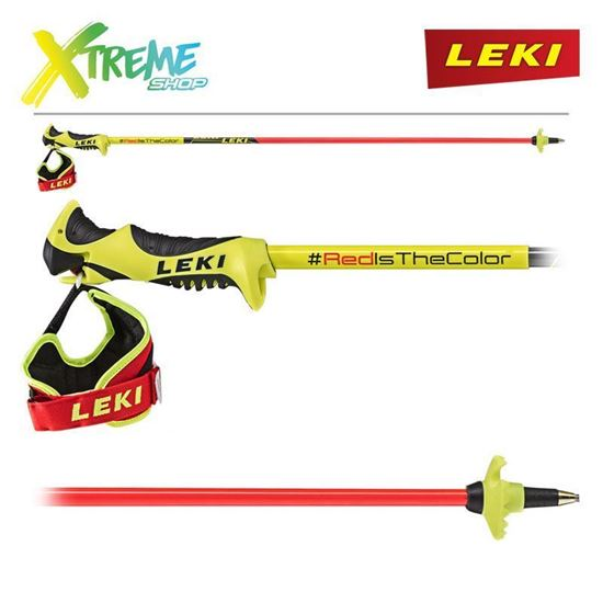 Kije narciarskie Leki WCR COMP LITE 6436520