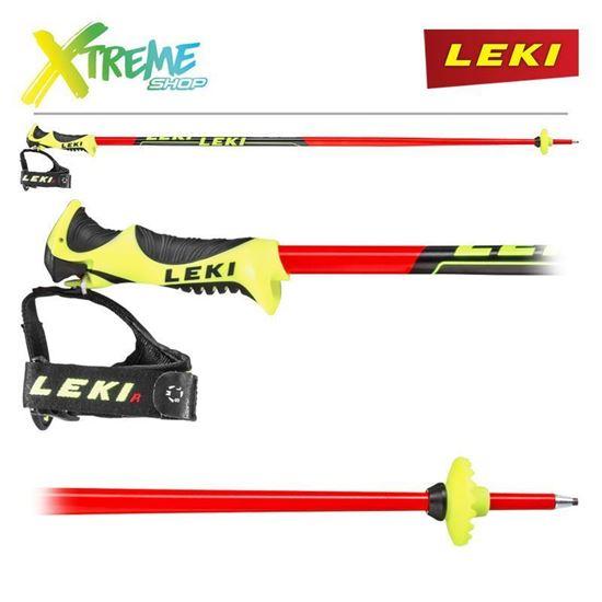 Kije narciarskie Leki WORLDCUP LITE SL 6366585