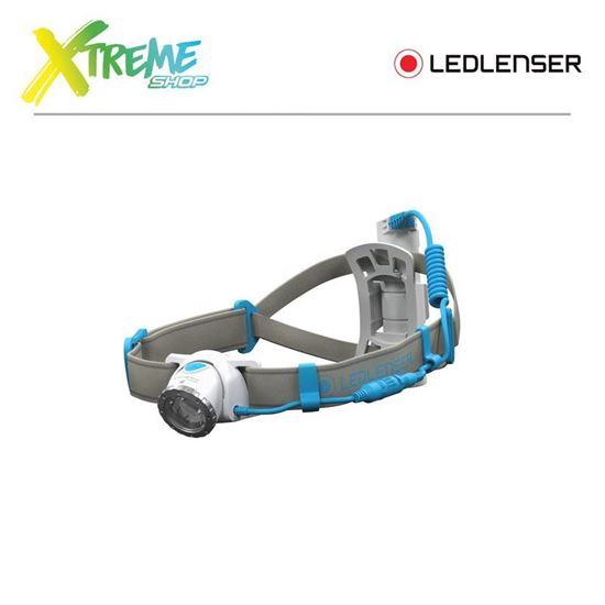 Latarka czołówka Ledlenser NEO10R Blue
