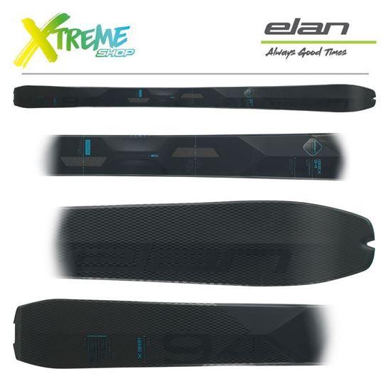 Narty Elan IBEX 94 CARBON XLT 2021