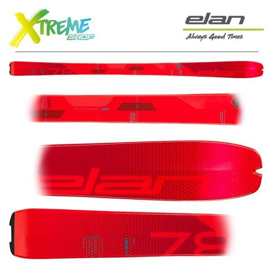 Narty Elan IBEX 78 2021