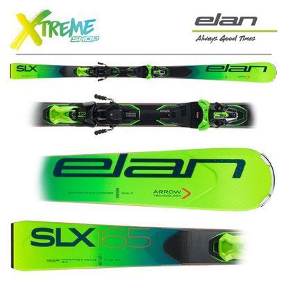 Narty Elan SLX 2020 + Wiązania EMX 12