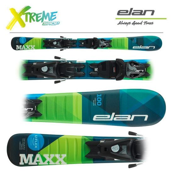 Narty Elan MAXX 2020