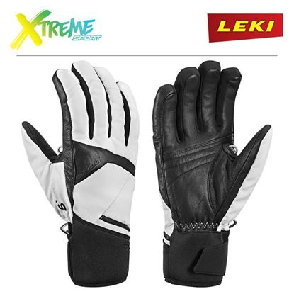 Rękawice Leki EQUIP S GTX LADY 640-821202