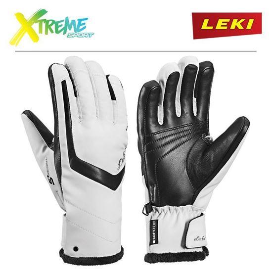 Rękawice narciarskie Leki STELLA S LADY 640824202