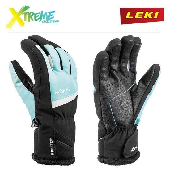 Rękawice narciarskie Leki MIA JUNIOR 649809703