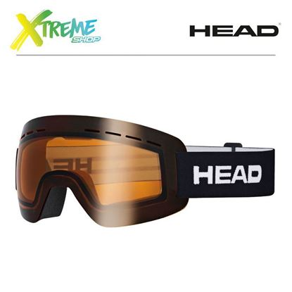 Gogle Head SOLAR Orange