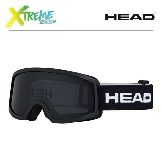 Gogle Head STREAM Black
