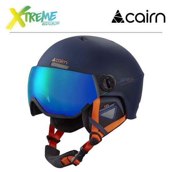 Kask Cairn ECLIPSE RESCUE Midnight Blue