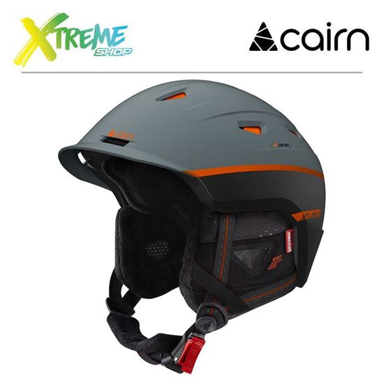 Kask Cairn XPLORER RESCUE Verdigris Orange