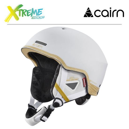 Kask Cairn CENTAURE RESCUE White Wood