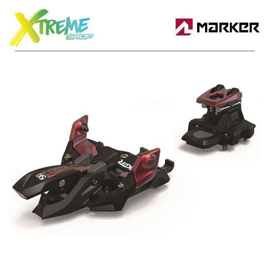 Wiązania Marker ALPINIST 12 Black/Red 1