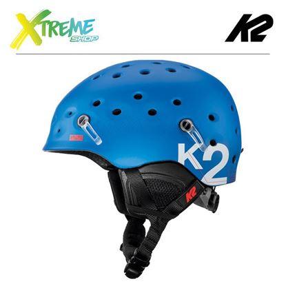Kask K2 ROUTE Blue