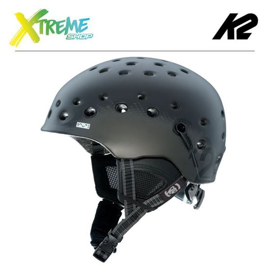 Kask K2 ROUTE Black