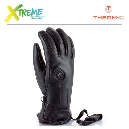 Rękawice ogrzewane Therm-ic POWERGLOVES LEATHER LADIES 1