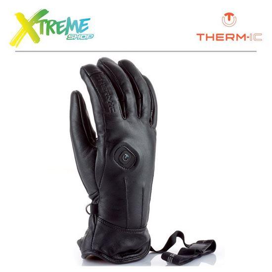 Rękawice ogrzewane Therm-ic POWERGLOVES LEATHER LADIES 1