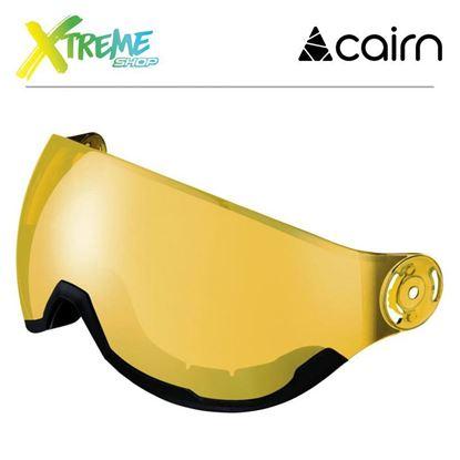 Szyba Cairn VISOR CLASSIC 2 Yellow
