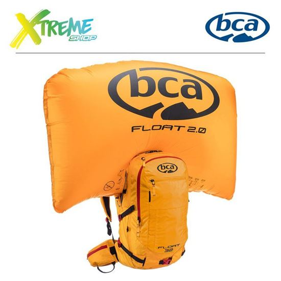 Plecak lawinowy BCA FLOAT 32 AIRBAG Orange/Yellow 1