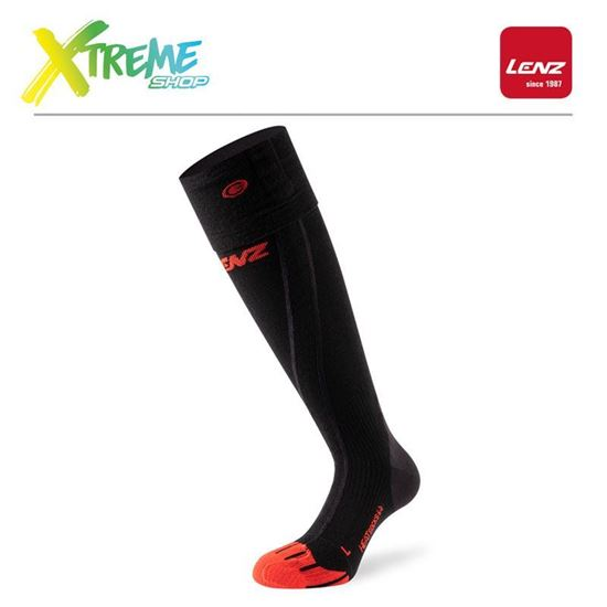 Skarpety Lenz HEAT SOCKS 6.0 TOE CAP MERINO COMPRESSION