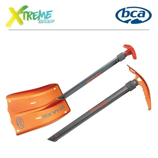 Łopata lawinowa BCA SHAXE SPEED AVALANCHE SHOVEL Orange