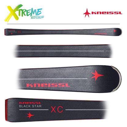 Narty Kneissl BLACK STAR XC 2021 + Wiązania Vist VSP 412
