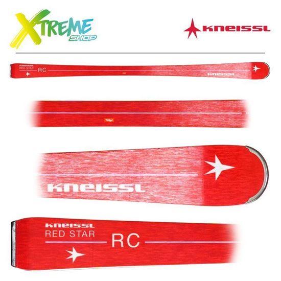 Narty Kneissl RED STAR RC 2021 + Wiązania Vist VSP 412