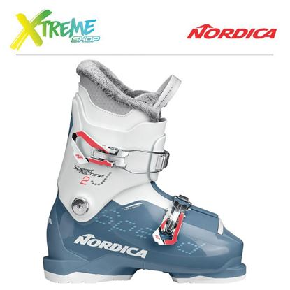 Buty narciarskie Nordica SPEEDMACHINE J2 GIRL 2020