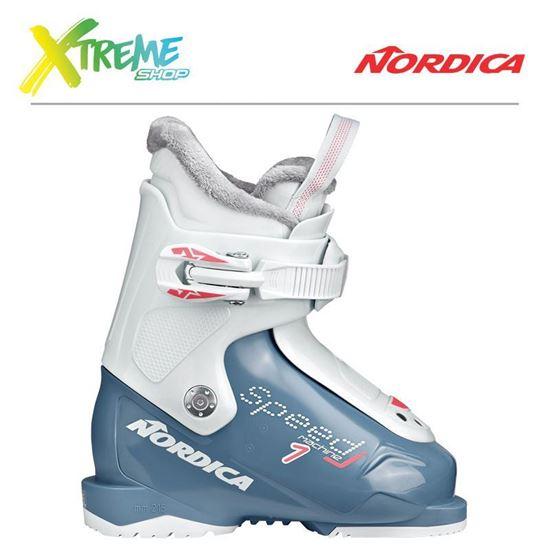 Buty narciarskie Nordica SPEEDMACHINE J1 GIRL 2020