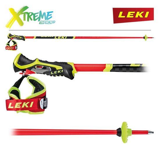 Kije narciarskie Leki WCR SL 3D 65067481