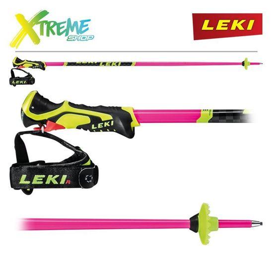 Kije narciarskie Leki WCR LITE SL 3D 65065852