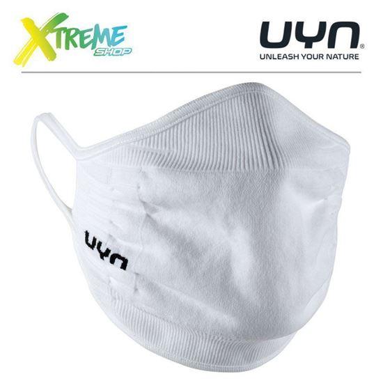 Maska ochronna sportowa UYN COMMUNITY MASK UNISEX White