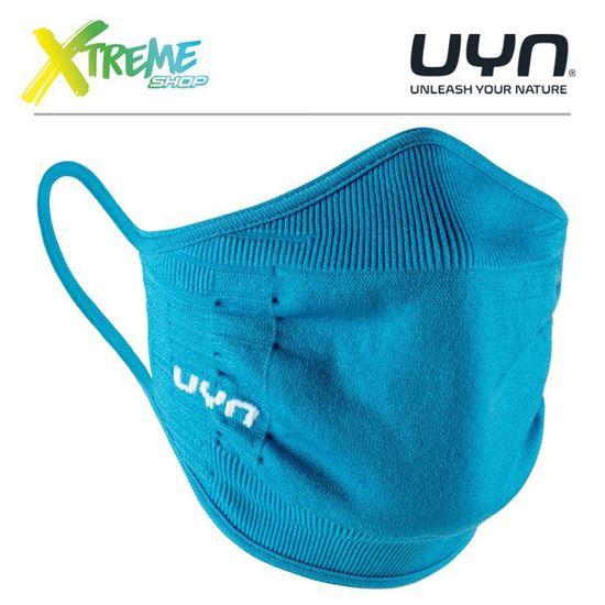 Maska ochronna sportowa UYN COMMUNITY MASK UNISEX Bright Blue 1