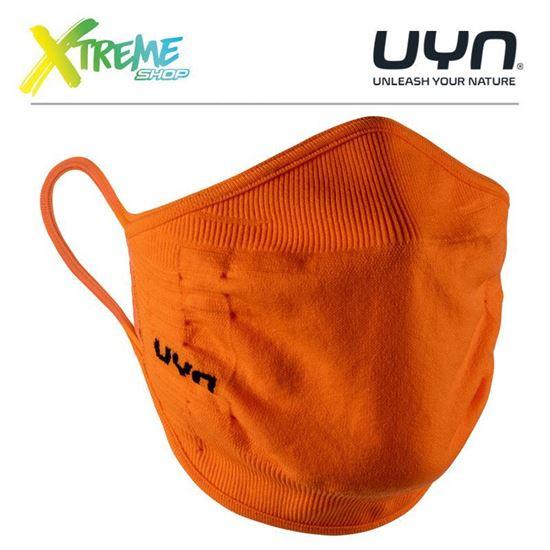Maska ochronna sportowa UYN COMMUNITY MASK UNISEX Orange 1