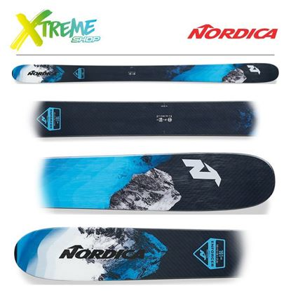 Narty Nordica ENFORCER FREE 115 2021
