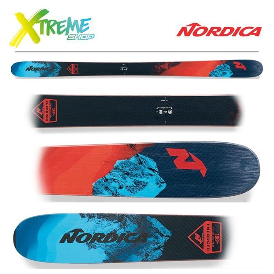 Narty Nordica ENFORCER FREE 110 2021